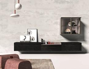 Mobile modello Day 120 soggiorno porta tv di Mottes selection in Offerta Outlet