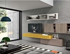 Mobile porta tv Start 01 di Mottes selection con uno SCONTO IMPERDIBILE