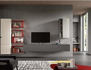 Mobile porta tv Start 07 di Mottes selection in offerta