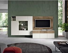 Mobile porta tv Start 11 di Mottes selection con uno SCONTO IMPERDIBILE