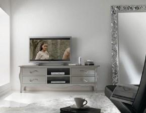 Porta tv per il living modello Credenza porta tv  di Mottes selection scontato