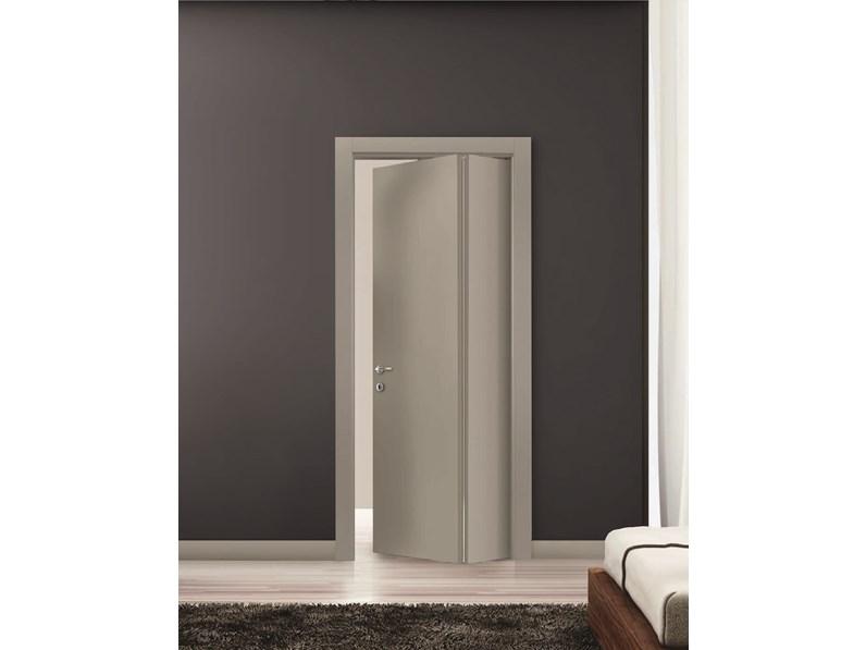 Beautiful porte a due ante contemporary - Porte a pacchetto ...
