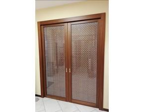 Porta a vetro unico  a prezzo scontato in legno