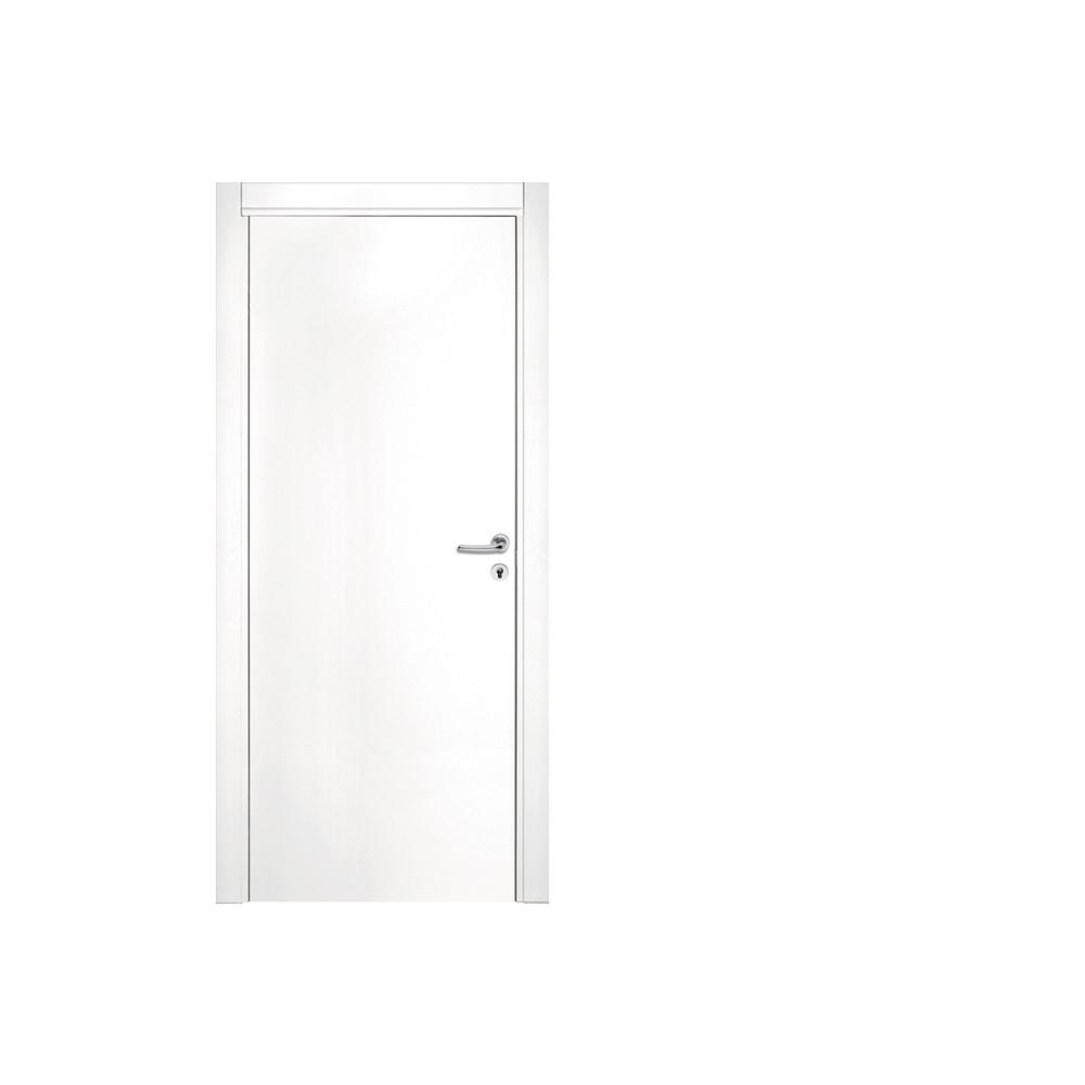 Porta a battente laccata bianca feel plus porte a prezzi for Porte a battente