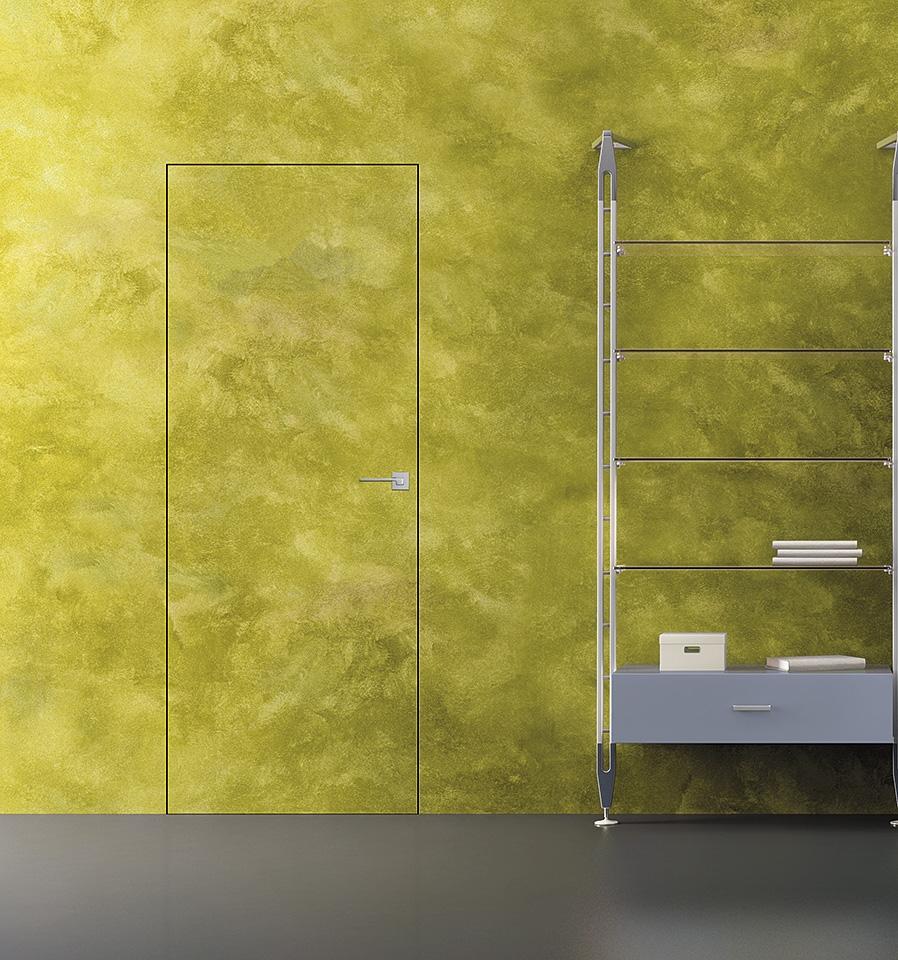 Porta barausse a filo muro you secret porte a prezzi - Porta a filo muro prezzi ...