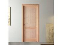 Porte In Legno Massello : Porta battente in legno massello abete sbiancato scontata