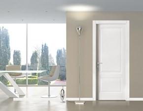 Porta classica in laccato  Artigianale Portalacasa modello classic bianco laccato a prezzo Outlet