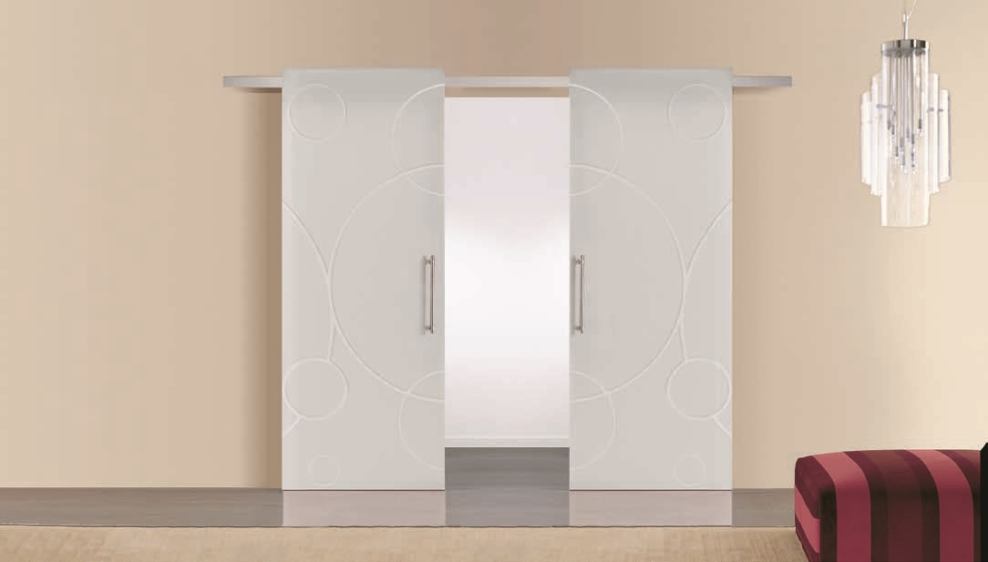 Porte a due ante for Porte moderne