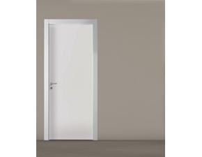 Porta liscia  battente Portalacasa modello bianco hd in laminato  Artigianale in Offerta