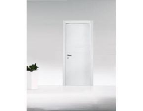 Porta liscia  battente Portalacasa modello bianco struttura in laminato  Artigianale in Offerta