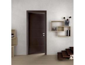 Porta moderna Artigianale Fioravazzi modello dania 4 incioni SCONTATA