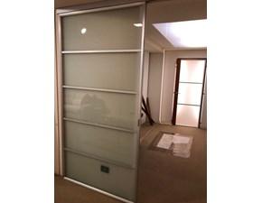 Porta moderna in alluminio  Astor porte Atlantic a prezzo Outlet