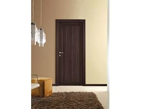 Porta moderna in laminato  Gd dorigo Porta moderna in laminato materico modello ambra mottes mobili a prezzo Outlet