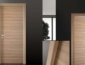 Porta moderna in legno  Artigianale Composit basic c401 a prezzo Outlet