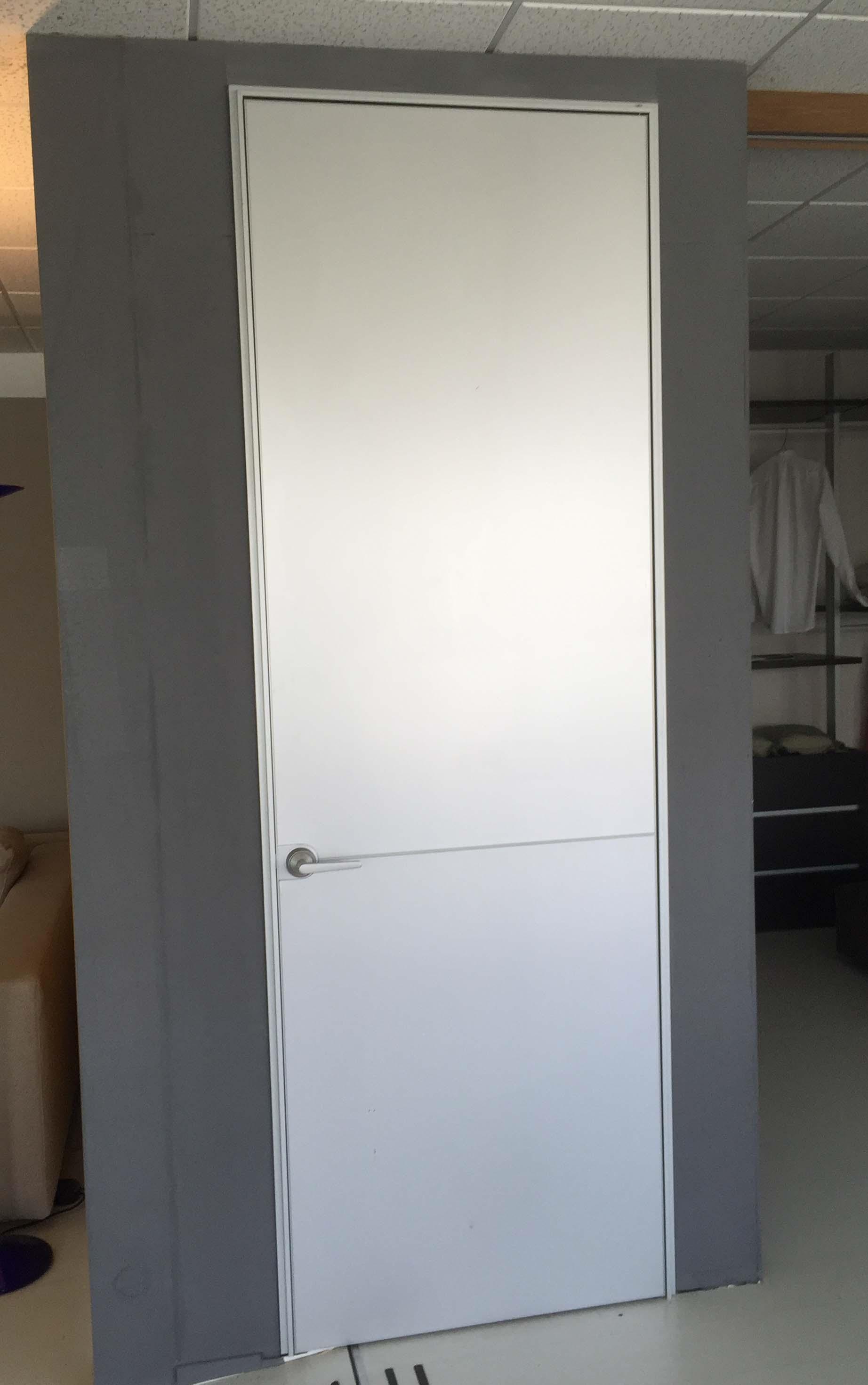 Porta rimadesio plana battente scontata 70 porte a - Controtelaio porta battente ...