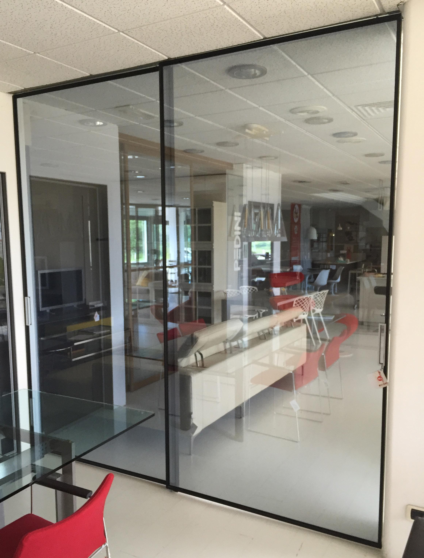 Porta scorrevole rimadesio velaria scontata del 50 - Porta vetro scorrevole prezzo ...