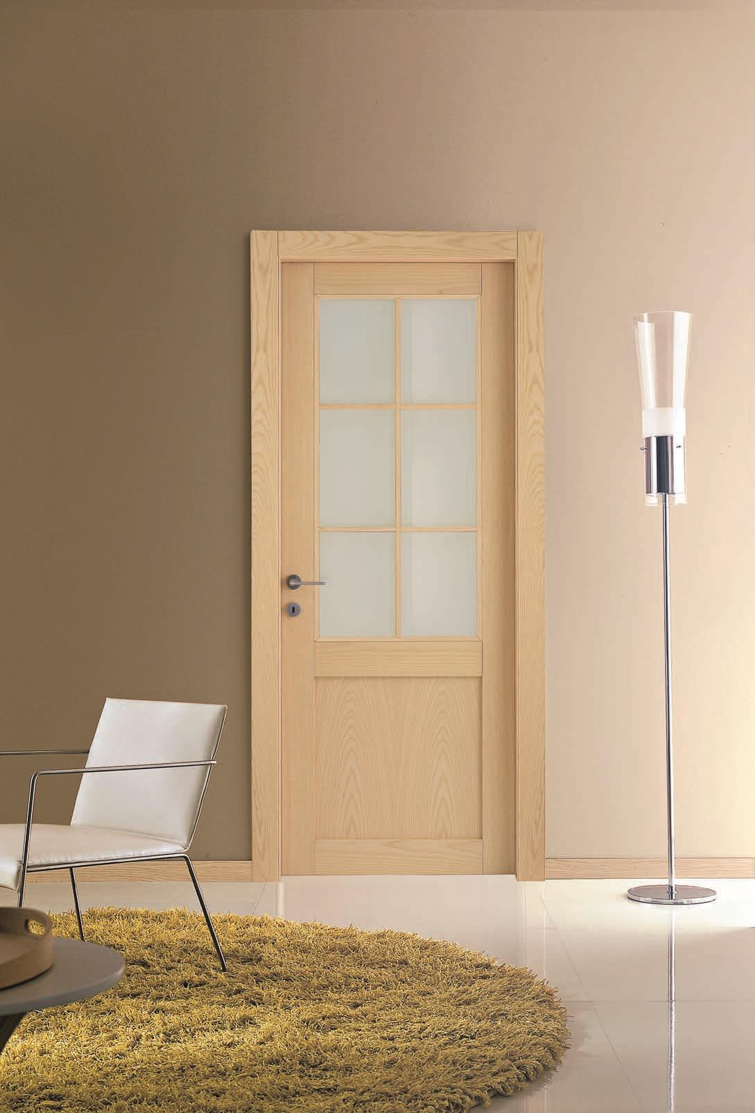 Porte interne in legno classiche della gd dorigo porte a for Porte dinterni