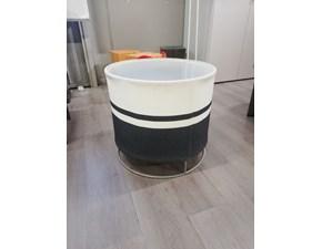 Pouf modello Box design Flou a PREZZI OUTLET