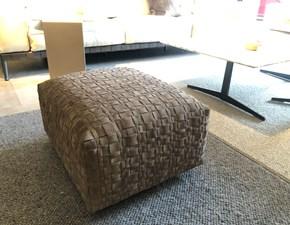 Pouf senza letto Bangkok pouf Flexform con forte sconto