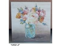 Magnifico quadro con fiori Vari Manie a prezzo scontato