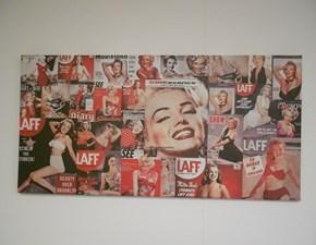 Stampa su pelle Manie soggetto Marilyn Monroe scontato del 30%