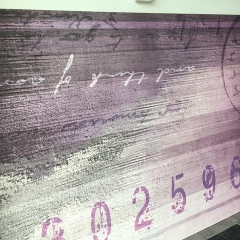Quadro di Carta artistica decorata , su pannello in legno - David - N.O.W. Edizioni - Quadri ...