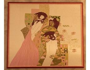 Quadro famoso in offerta Artigianale Quadro con pittura su seta fabriziani