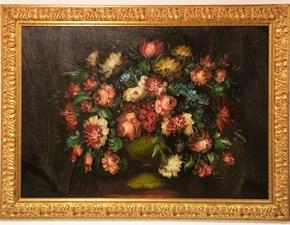 Quadro magnifico con fiori Artigianale a prezzo Outlet