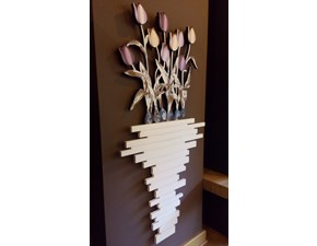 Quadro magnifico con fiori Laser art style a prezzo scontato