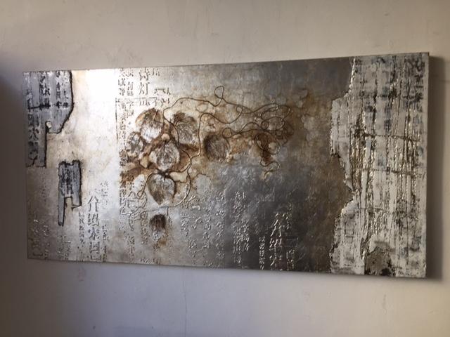 quadro moderno astratto argento quadri moderni a prezzi
