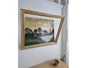 Quadro paesaggio Cornice quadro Artigianale in Offerta Outlet