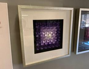 Quadro Tridimensionale sfumature lilla Stones ad un prezzo conveniente