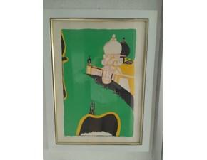 Splendido quadro famoso Brindisi  in Offerta Outlet