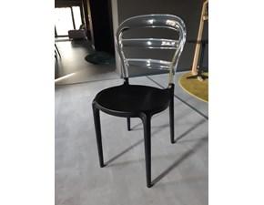 2 sedie con schienale medio Modello degavù La seggiola in Offerta Outlet