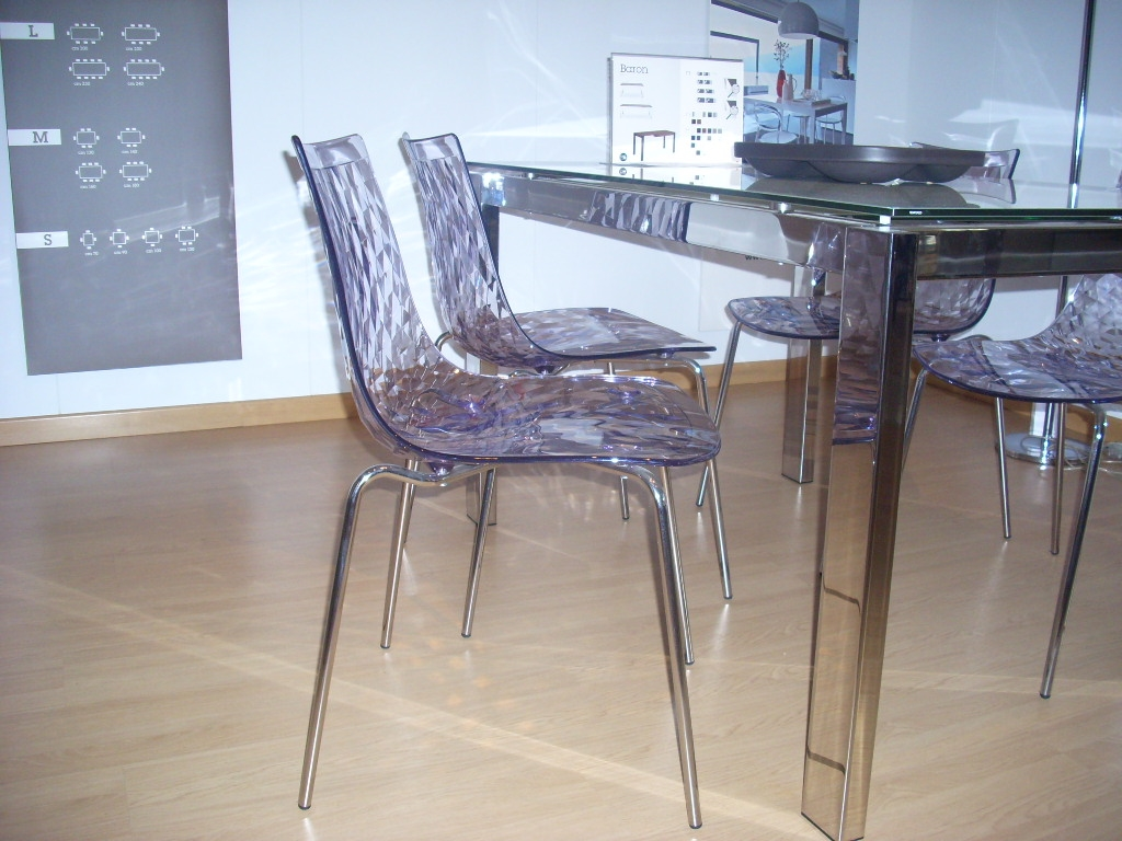 4 sedie ice calligaris sconto 30 sedie a prezzi scontati for Sedie e tavoli calligaris prezzi