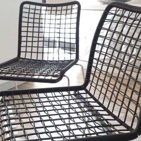4 sedie moderne light scontatissime sedie a prezzi scontati for Sedie moderne outlet