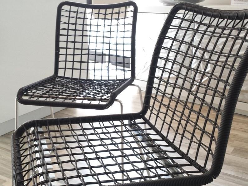 4 sedie moderne Light Scontatissime