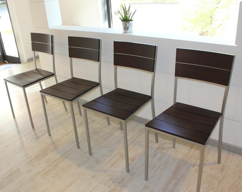 4 sedie scavolini modello clip sedie a prezzi scontati for Sedie cucina prezzi