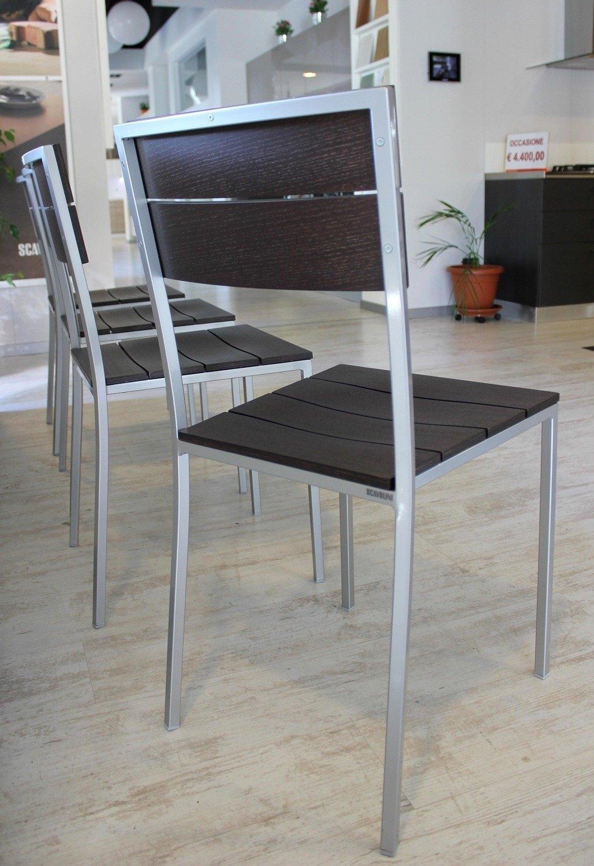 sedie scavolini outlet : SEDIE SCAVOLINI MODELLO CLIP - Sedie a prezzi scontati