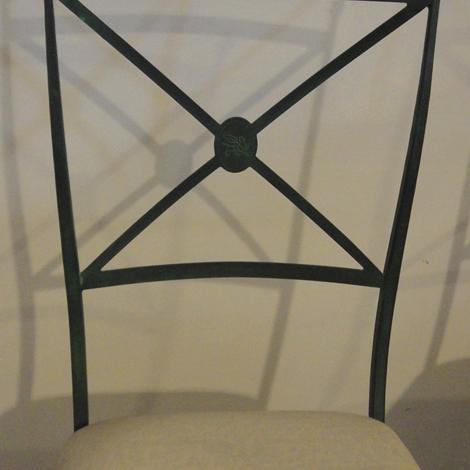 Sedia sedie in ferro scontato del 80 sedie a prezzi for Sedie scontate