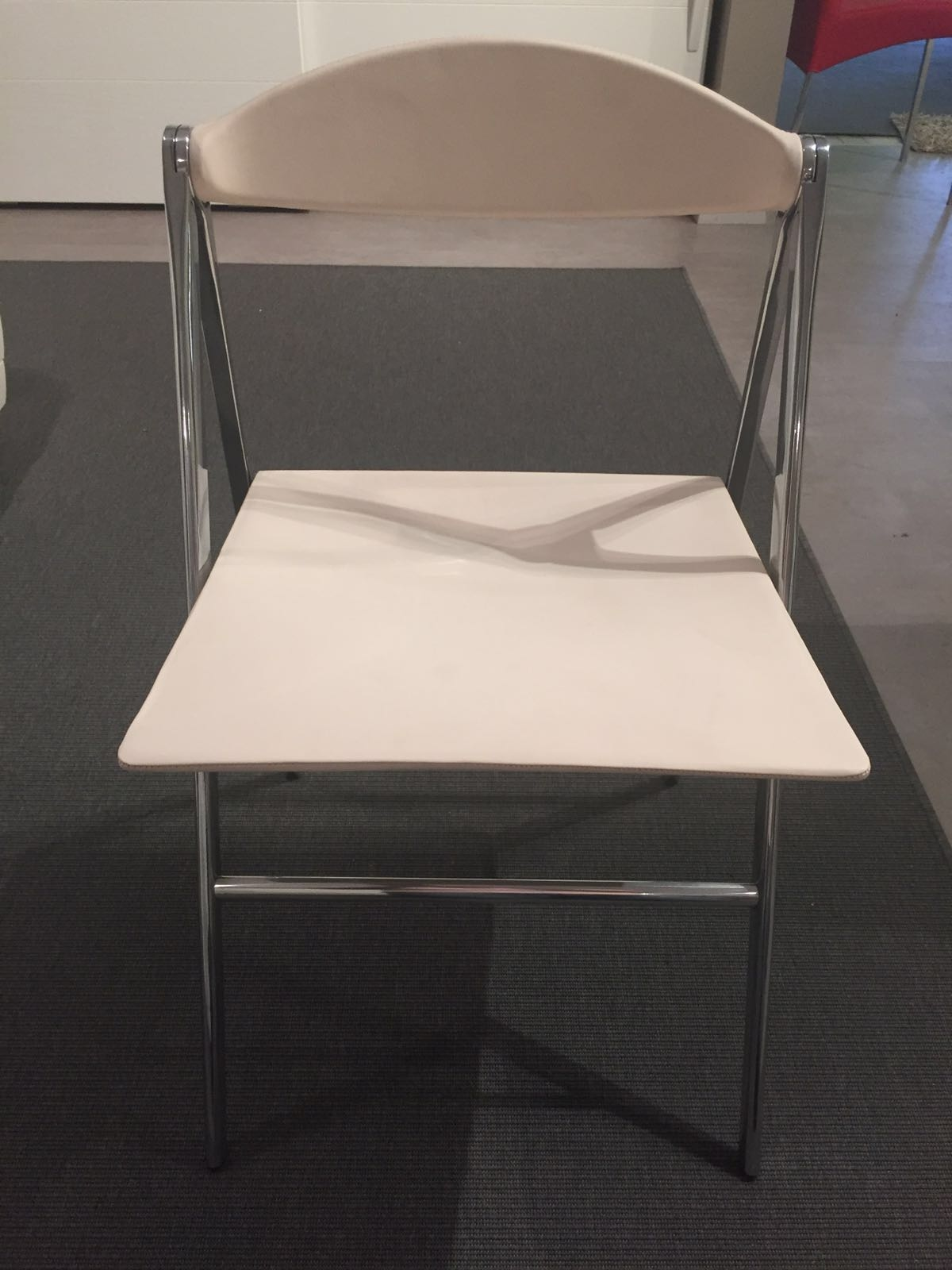 6 sedie frau pieghevoli modello donald sedie a prezzi for Sedie pieghevoli prezzi