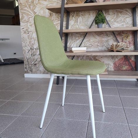 6 sedie zamagna jumper tessuto sedie a prezzi scontati for Sedia zamagna