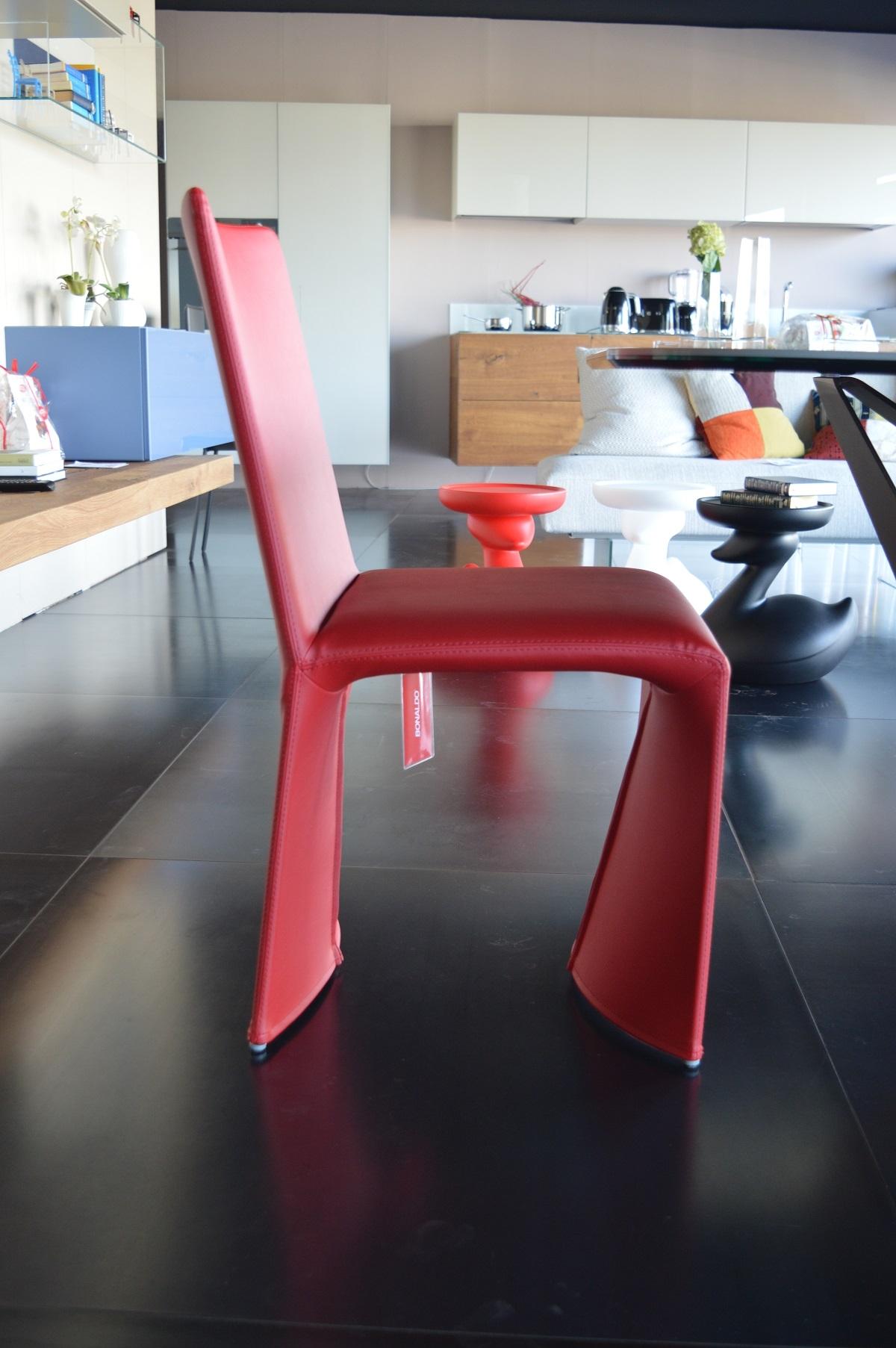 Bonaldo sedia ketch scontato del 41 sedie a prezzi for Sedie design vicenza