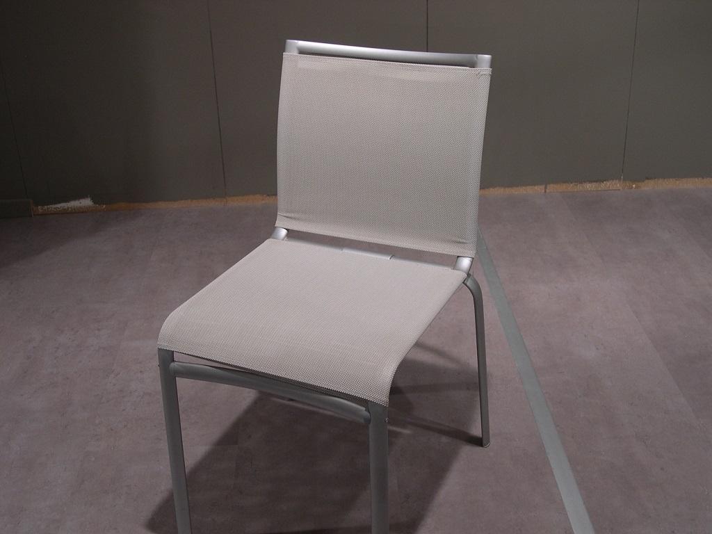 Bontempi casa sedia net design sedie a prezzi scontati for Sedie in alluminio