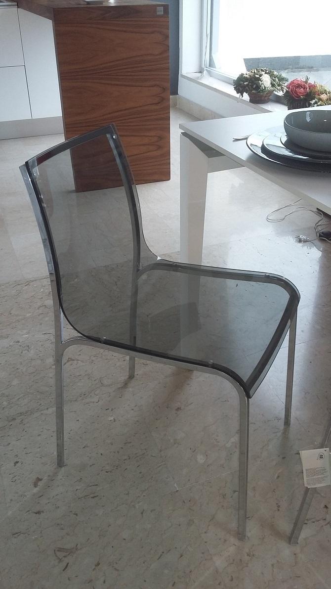 Bontempi Casa Sedia Yoga Plastica Design Ergonomica - Sedie a prezzi scontati