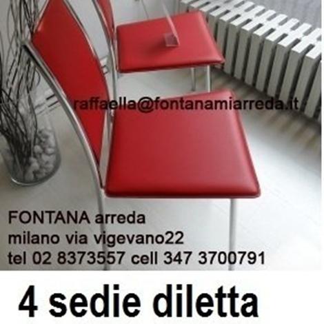 Bontempi ingenia sedie diletta sedie a prezzi scontati for Fontana arreda