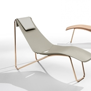 chaise longue design alta qualità made in italy