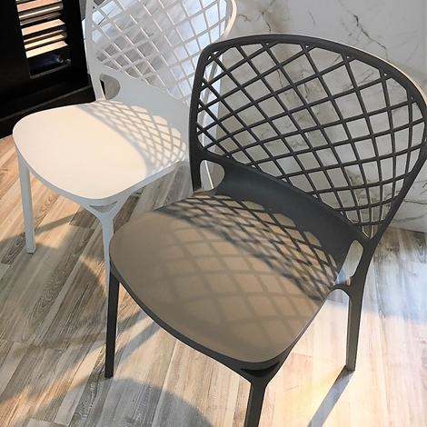 outlet coppia sedie Gamera di Connubia