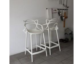 Coppia sgabelli masters stool , kartell Kartell a prezzo scontato