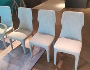 Giorgetti Set 4 sedie Tiche  scontato del -30 %